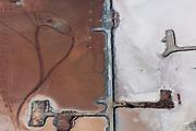 Lake Lefroy. Mining Operations.  Copyright  Martine Perret on 0403 501 644.