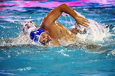 Spain v Greece - European Water Polo Championship - 24 July 2018