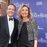 NLD/Amsterdam/20151011 - Inloop premiere De Tweeling, Alexander Pechtold en .......