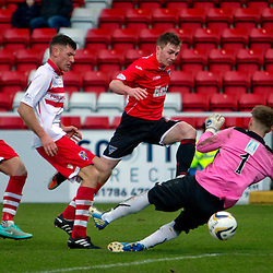 Stirling Albion v Dunfermline | Scottish League One | 10 January 2015