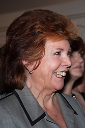 """© under license to London News Pictures. LONDON, 19/05/2011. Portrait of Cilla Black. Opening of the Tommy Nutter Exhibition """"Rebel on the Row"""" at the Fashion and Textile Museum, London. Photo credit should read BETTINA STRENSKE/LNP"""