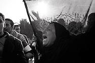 EGYPT, Cairo: March after Port Said Massacre. ph. Christian Minelli.