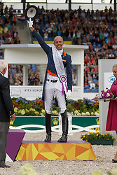 Minderhoud Hans Peter, (NED)<br /> Grand Prix Special<br /> European Championships - Aachen 2015<br /> © Hippo Foto - Dirk Caremans<br /> 15/08/15