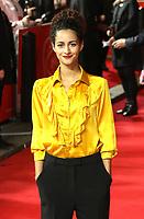Ines Melab, The Romanoffs - World premiere, Curzon Mayfair, London, UK, 02 October 2018, Photo by Richard Goldschmidt