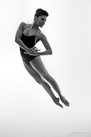Black and white dance photography-Click -featuring ballerina Zui Gomez
