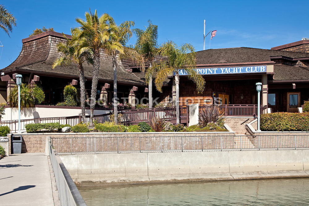 Dana Point Yacht Club At The Harbor