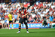 AFC Bournemouth's Matt Ritchie during the Barclays Premier League match between Bournemouth and Aston Villa at the Goldsands Stadium, Bournemouth, England on 8 August 2015. Photo by Mark Davies.