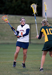Virginia Cavaliers M Jess Wasilewski (6)<br /> <br /> The Virginia Cavaliers Women's Lacrosse team hosted the William and Mary Tribe at Kl?ckner Stadium in Charlottesville, VA on March 21, 2007.