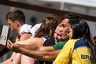 Divers<br /> Bolzano, Italy <br /> 22nd FINA Diving Grand Prix 2016 Trofeo Unipol<br /> Diving<br /> Women's 3m springboard preliminaries <br /> Day 02 16-07-2016<br /> Photo Giorgio Perottino/Deepbluemedia/Insidefoto