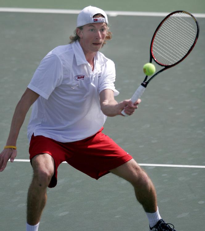 Men's Tennis | Elliot Knight