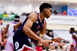 Justin Gray of Bristol Flyers - Photo mandatory by-line: Ryan Hiscott/JMP - 26/04/2019 - BASKETBALL - SGS Wise Arena - Bristol, England - Bristol Flyers v London City Royals - British Basketball League Championship