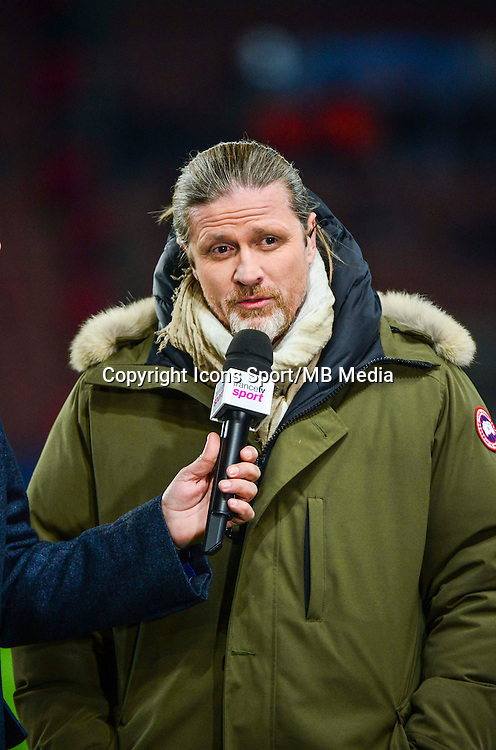 Emmanuel PETIT - 21.01.2015 - Paris Saint Germain / Bordeaux - Coupe de France<br /> Photo : Dave Winter / Icon Sport