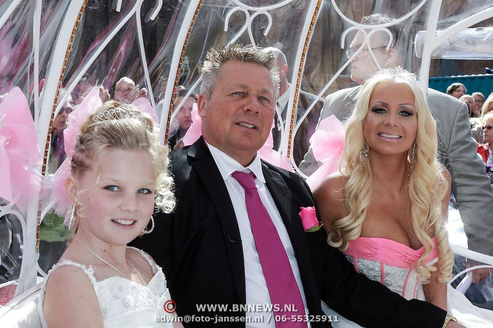 Huwelijk barbie fotopersburo edwin janssen