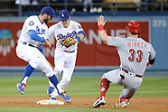 Reds v Dodgers - 11 May 2018