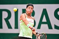 Lourdes DOMINGUEZ LINO - 28.05.2015 - Jour 5 - Roland Garros 2015<br />Photo : Dave Winter / Icon Sport
