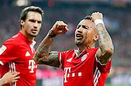 Bayern Munich v Borussia Monchengladbach - Bundesliga - 22/10/2016