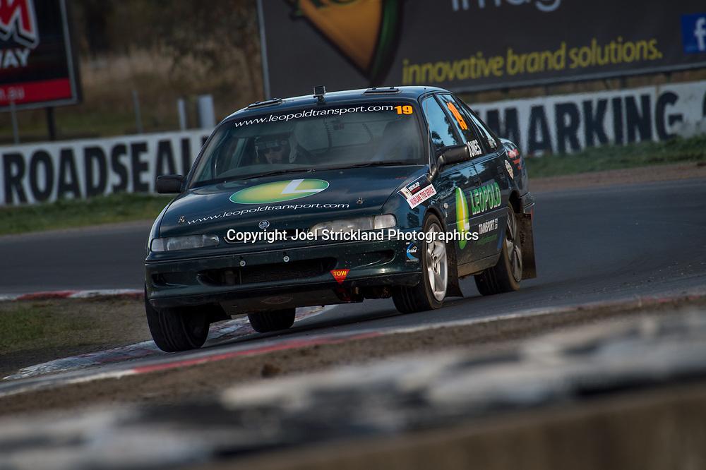 Matthew Jones - Holden Commodore - Rallycross Australia - Winton Raceway - 16th July 2017