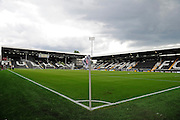 Craven Cottage during the EFL Sky Bet Championship match between Fulham and Newcastle United at Craven Cottage, London, England on 5 August 2016. Photo by Jon Bromley.