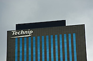 headquarter of technip, paris, la defense