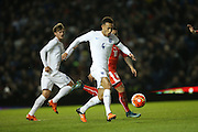Lewis Baker (Vitesse Arnhem, loan from Chelsea), England U21 during the UEFA European Championship Under 21 2017 Qualifier match between England and Switzerland at the American Express Community Stadium, Brighton and Hove, England on 16 November 2015.