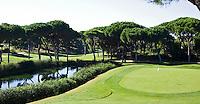 VILAMOURA - Algarve - Oceanico MILLENNIUM Golfcourse, hole 6.   COPYRIGHT KOEN SUYK