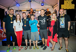 10th Nocna 10ka 2016, traditional run around Bled's lake, on July 09, 2016 in Bled,  Slovenia. Photo by Vid Ponikvar / Sportida