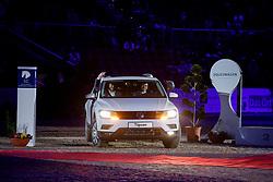 Dunon Gilles, BEL, Fou de Toi vd Keihoeve<br /> Braunschweig - Löwenclassics 2018<br /> Grosser Preis von Volkswagen AG<br /> © Hippo Foto - Stefan Lafrentz<br /> 04/03/2018
