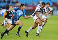 Rugby - S15 Bulls v Melbourne Rebels