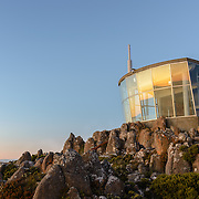 Lookout on top of Mount Wellington, Hobart