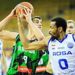 20171205: SLO, Basketball - FIBA Champions League 2017/18, KK Petrol Olimpija vs Rosa Radom