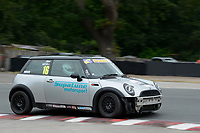 #16 Alex NEVILL Mini Cooper  during MINI Challenge - Cooper Pro/AM  as part of the MSVR MINI Festival at Oulton Park, Little Budworth, Cheshire, United Kingdom. July 21 2018. World Copyright Peter Taylor/PSP. Copy of publication required for printed pictures.