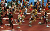 Feature   Laufen<br />           Leichtathletik  WM 2001  Marathon