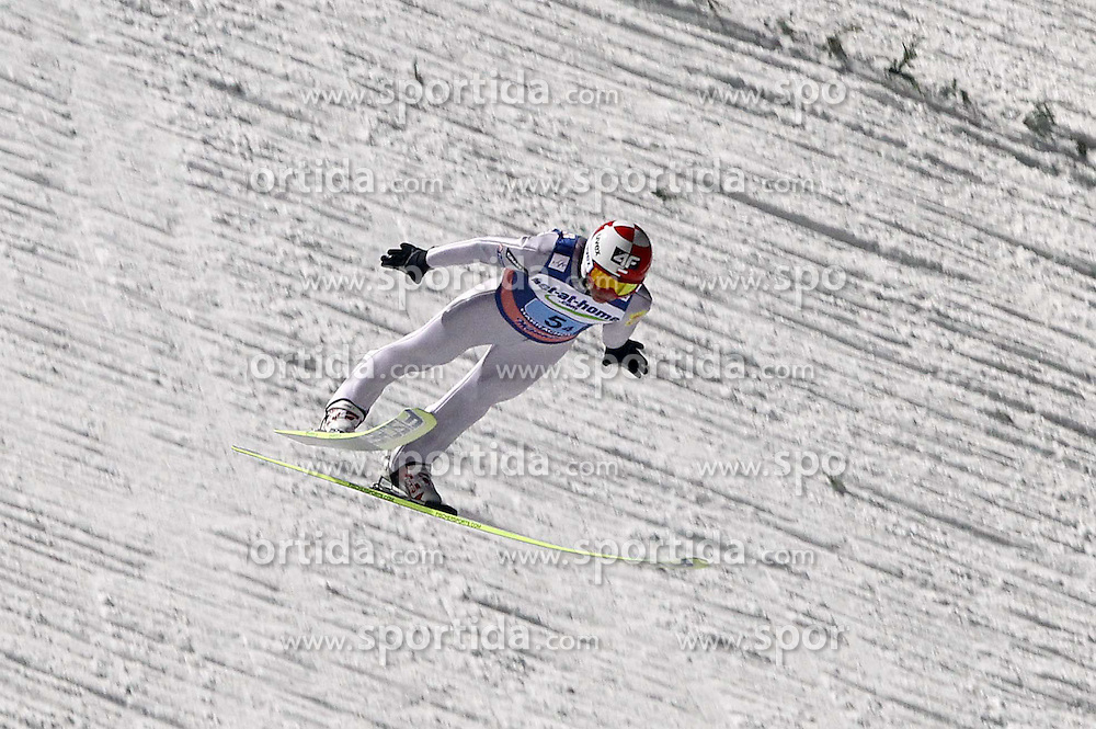 10.12.2011, Harrachov, CZE, FIS Weltcup Schispringen, Teambewerb, Herren, im Bild KAMIL STOCH // during ski jumping Team Competition men at FIS ski jumping Worldcup at Harrachov, Czechia on 2011/12/10. EXPA Pictures © 2011, PhotoCredit: EXPA/ Newspix/ Jerzy Kleszcz..***** ATTENTION - for AUT, SLO, CRO, SRB, SUI and SWE only *****