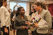 Maud Chifamba, Milano 2014. Incontro con le imprenditrici di Valore D.