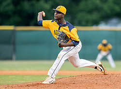 2017 A&T Baseball vs Winthrop \ www.ncataggies.com - Photo by: Kevin L. Dorsey