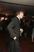 Jack Davenport, Laurence Olivier Awards 2007. Grosvenor House Hotel. London. 8 February 2007.  -DO NOT ARCHIVE-© Copyright Photograph by Dafydd Jones. 248 Clapham Rd. London SW9 0PZ. Tel 0207 820 0771. www.dafjones.com.