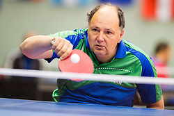 Bojan Lukezic of Slovenia at 14th Slovenia Open - Thermana Lasko 2017 Table Tennis for the Disabled Factor 40, on May 6, 2017, in Dvorana Tri Lilije, Lasko, Slovenia. Photo by Urban Urbanc / Sportida