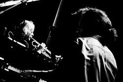 Rionero in Vulture/Basilicata/Italy - Enrico Rava & Stefano Bollani, the jazzist in Vulcanica Concert.
