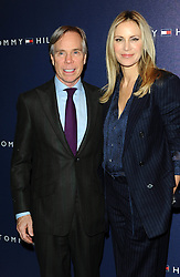 Tommy Hilfiger  and Dee Ocleppo at the opening of the new Tommy Hilfiger store on in London on Thursday 1st December 2011. Photo by: i-Images