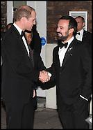 London - Evening Standard Theatre Awards - 13 Nov 2016