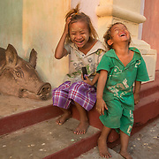 Myanmar - Burmese Children