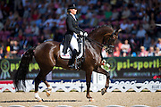 Anna Kasprzak - Donnperignon<br /> FEI European Championships 2013<br /> © DigiShots