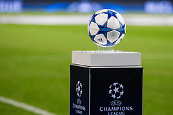 Offical ball before football match between GNK Dinamo Zagreb, CRO and Arsenal FC, ENG in Group F of Group Stage of UEFA Champions League 2015/16, on September 16, 2015 in Stadium Maksimir, Zagreb, Croatia. Photo by Urban Urbanc / Sportida