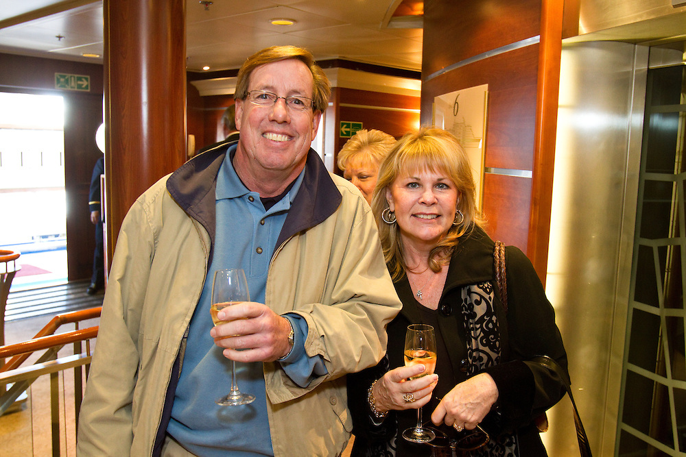 Candid photography of Elkay's Bahamas cruise on Regent Seven Cruises.