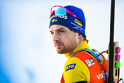 March 10, 2019 - –Stersund, Sweden - 190310 Jesper Nelin of Sweden ahead of the Men's 12,5 km Pursuit during the IBU World Championships Biathlon on March 10, 2019 in Östersund..Photo: Petter Arvidson / BILDBYRÃ…N / kod PA / 92255 (Credit Image: © Petter Arvidson/Bildbyran via ZUMA Press)