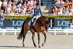 MEULENDIJKS Anne (NED), MDH AVANTI N.O.P.<br /> Rotterdam - Europameisterschaft Dressur, Springen und Para-Dressur 2019<br /> Longines FEI Dressage European Championship <br /> Grand Prix Special<br /> 22. August 2019<br /> © www.sportfotos-lafrentz.de/Stefan Lafrentz