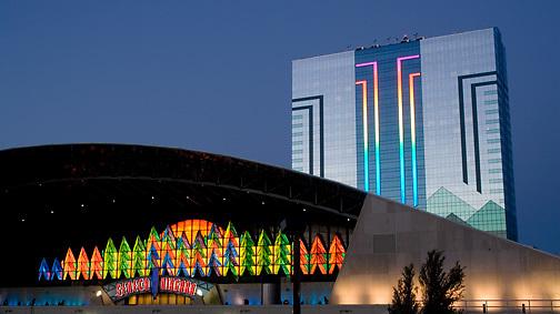 Seneca Casino Hotel. Niagara Falls, NY.