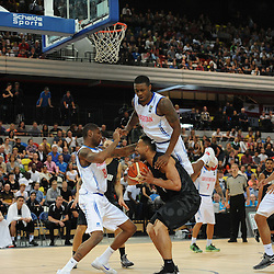 GB v New Zealand Tall Blacks | Queen Elizabeth Park | 25 July 2015