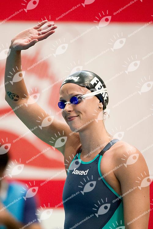 Federica Pellegrini Italy ITA<br /> C.C. Aniene<br /> 200 Stile Libero<br /> V Trofeo Citta di Milano Swimming Nuoto<br /> Day01 - 13 Marzo 2015<br /> D. Samuele Swimming Pool<br /> Milano Italy<br /> Photo A.Masini/Deepbluemedia/Inside