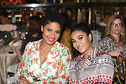 Sanaa Lathan and Regina Hall attend the Step Up Inspiration Awards at The Beverly Wilshire, Beverly Hills, June 1, 2018
